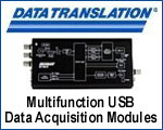 Multifunction USB Data Acquisition Modules