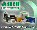 Jewell Instruments - Custom Sensor Solutions